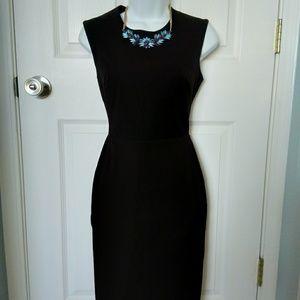 Banana Republic Dresses - Banana Republic black bodycon dress size 0